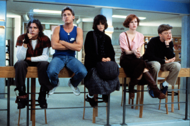 The Breakfast Club Character Test: Why We All Need Detention